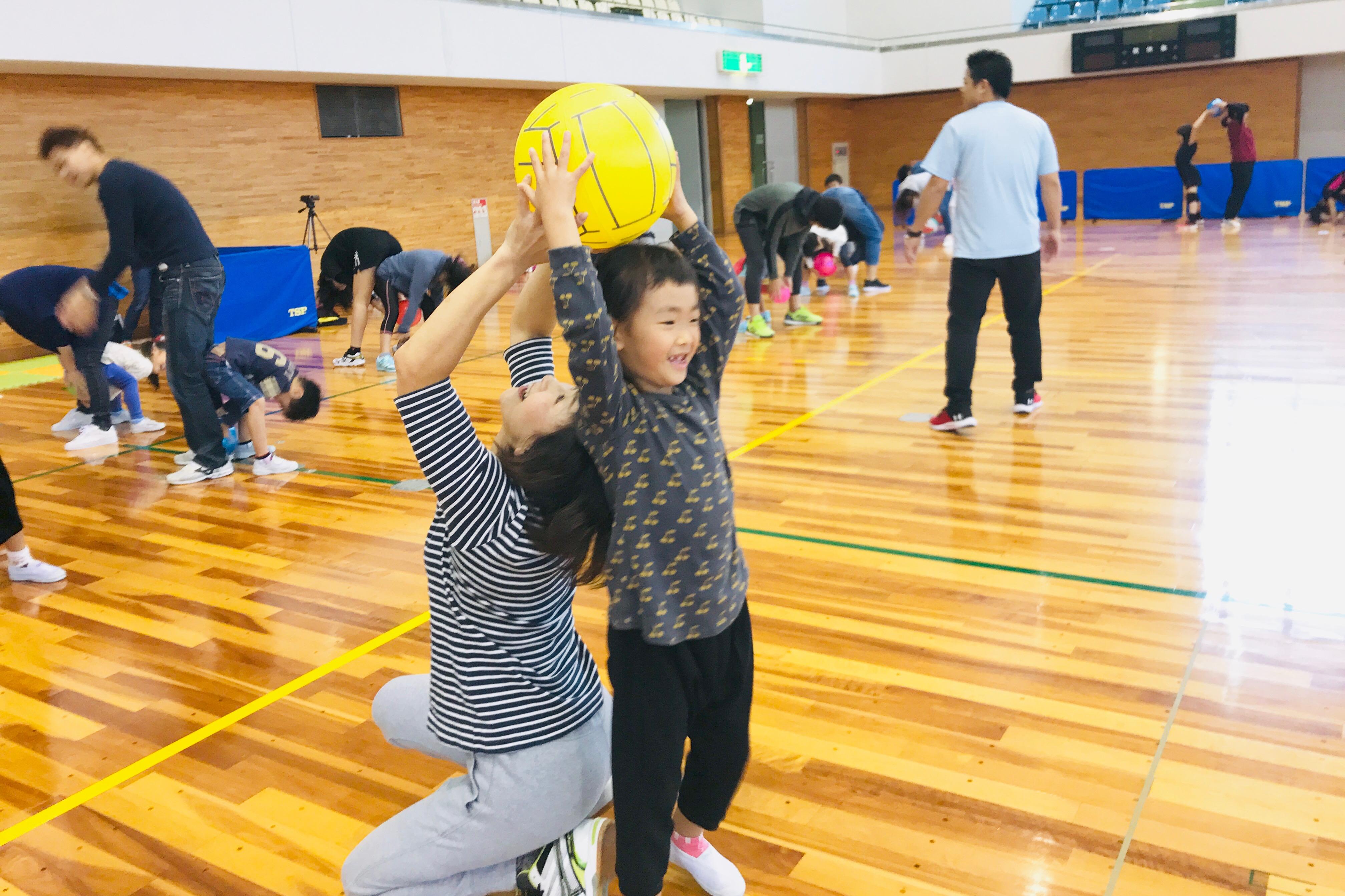 親子スポーツイベント