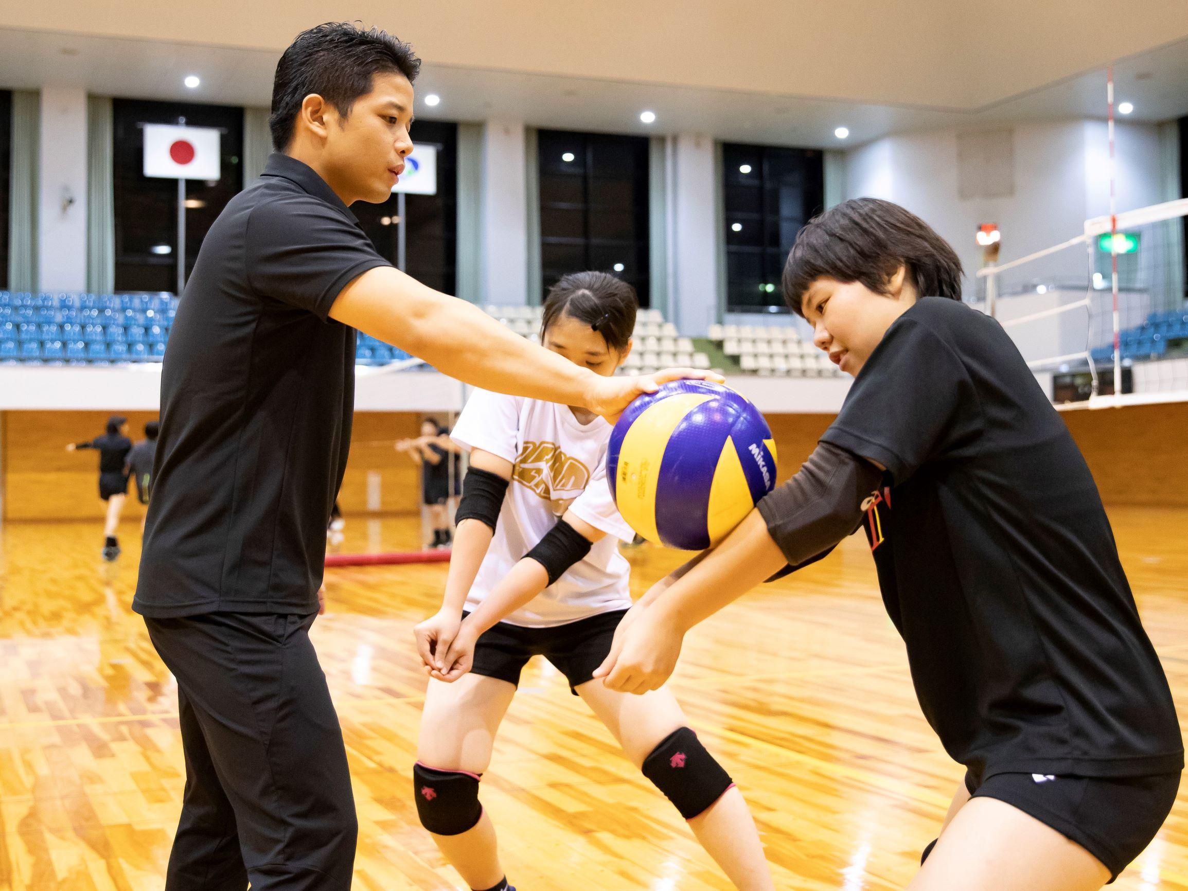 Lead中学生バレーボールスクール Lead Ishikawa