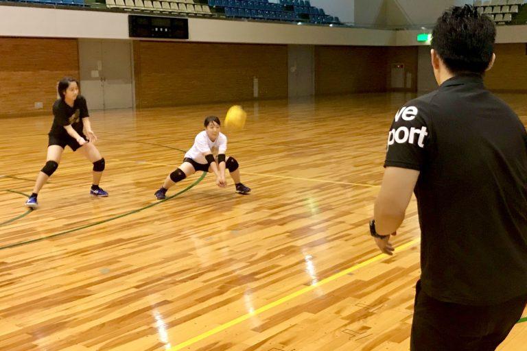 中学生バレーボールスクール